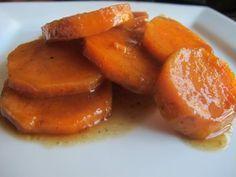 candied yams (stove top/ no bake)
