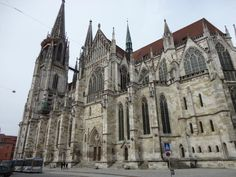 Cathedral of St Peter's - Regensburg, Germany