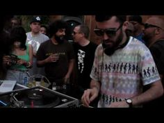 DJ A-Trak - Live @ The Do Over (8.9.09) - this man is so nice with his.