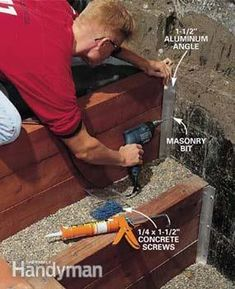 How to Install a Terraced Window Well in Your Basement | The Family Handyman
