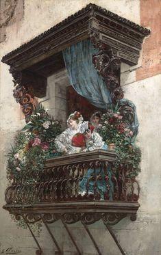 Georges Jules Victor Clairin - (1843-1919)