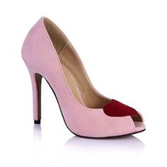 Amazon.com: DolphinGirl Women Fashion Elegant Black Peep Toe 12CM High Heels Dress Stiletto Shoes SM00111: Shoes