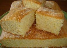 Torta de las 12 Receta de Norali - Cookpad Un Cake, Sin Gluten, Flan, No Bake Desserts, Cupcake Recipes, Cornbread, Vanilla Cake, Doughnut, Banana Bread