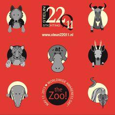Met Stichting Steun 22Q11 naar #BurgersZoo voor wereldwijde aandacht voor het #22q11 deletie syndroom! http://www.steun22q11.nl/index.php/projecten-evenementen/22q-at-the-zoo