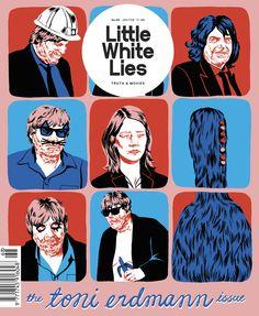 Issue no. 068 - Toni Erdmann Cover art by Bijou Karman
