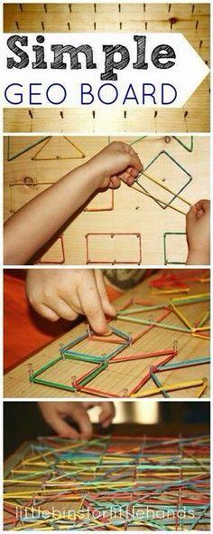 Actividades psicomotoras para los niños..
