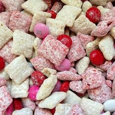 Sweetheart Buddies-- great Valentine's treat!