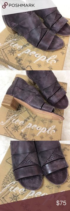"""FREE PEOPLE Distressed Booties These booties are so cute 😍! Beautiful fall color. Wear with your favorite jeans or a flowy skirt! True to size. 1 3/4"""" heel. Genuine distressed leather. Leather bottom soles. Non-smoking pet free home. No marks or flaws!                Box included! 🔹suggested user🔹fast shipper🔹                                    🔸bundle to save 20%🔸choose from 300+ items🔸 Free People Shoes Ankle Boots & Booties"""