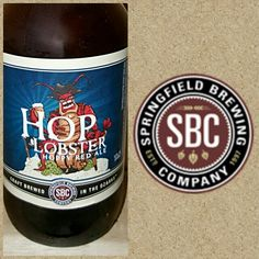 #740 HOP LOBSTER HOPPY RED ALE • Springfield Brewing • Springfield, MO • ☆☆☆☆