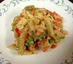 Chicken Pasta & Veggie Salad