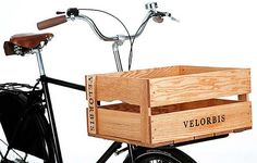 bicycle box - hahah so rad! need one for wolves.