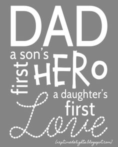 Free Father's Day Printable by althea