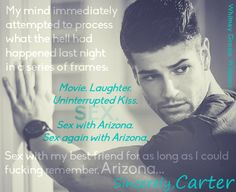 Five Besties Stars for Sincerely, Carter by Whitney Gracia Williams.