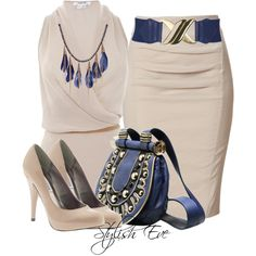 """Noha"" by stylisheve on Polyvore"
