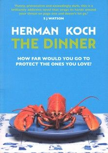 The Reading Experiment: Review - The Dinner by Herman Koch