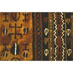 Mudcloth Fabric