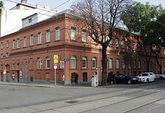 Leebgasse 34, ehem. Nähmaschinenfabrik, Wien Vienna, Street View, Mansions, House Styles, Industrial, Home Decor, Pictures, Austria, Photograph Album