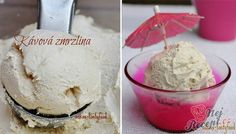 Domácí kávová zmrzlina z 3 surovin a bez vajec