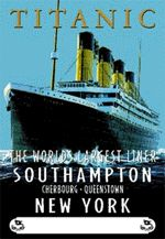 White Star Line Posters And Advertisements