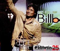 Latin Pop Singer @Chayanne Phillips Phillips Phillips is the Male Artist of the Year at 2nd Annual Billboard Latin Music Awards #Billboards2014