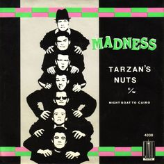 Tarzan's Nuts