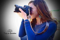 (EN) Photo of SONIUM Camera Strap used by Guardian and dear friend Susana Cadavez (PT) Correia de máquina fotografica da SONIUM a ser utilizada pela Guardiã Susana Cadavez, minha grande Amiga