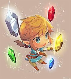 The Legend of Zelda - Link