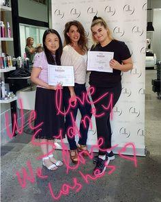 Ακόμη δυο κορίτσια ολοκλήρωσαν το διπλό πριβέ σεμινάριο που πραγματοποιήθηκε στο φιλόξενο χώρο ομορφιάς της @hairstylist_lizzieliros !!! Μία νέα πόρτα άνοιξε για μας στο Σύδνεϋ της Αυστραλίας όπου δυναμικά ξεκινήσαμε την συνεργασία μας !! . . #lashtrainer #elisabethlashes #lashexperts #lashlove #lashmaster #lashpassion #lashmakers #lashlove #βλεφαρίδες #βλεφαριδες #εκπαίδευσηβλεφαρίδων #vlefaridesexte #vlefarides #vlefaridestrixatrixa Flower Nails, Lashes, How To Wear, Eyelashes, Eye Brows