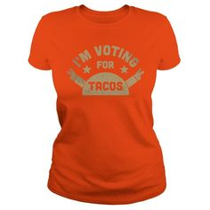 I m Voting For Tacos T-Shirt #gift #ideas #Popular #Everything #Videos #Shop #Animals #pets #Architecture #Art #Cars #motorcycles #Celebrities #DIY #crafts #Design #Education #Entertainment #Food #drink #Gardening #Geek #Hair #beauty #Health #fitness #History #Holidays #events #Home decor #Humor #Illustrations #posters #Kids #parenting #Men #Outdoors #Photography #Products #Quotes #Science #nature #Sports #Tattoos #Technology #Travel #Weddings #Women #nutritionquotesforkids