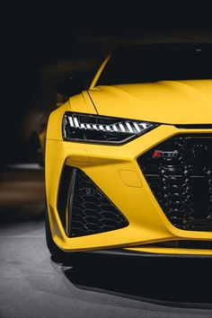 Vegas Yellow Audi Avant with carbon exterior and alcantara interior. Maserati, Ferrari, Audi Rs6, Yellow Car, Audi Sport, Car Wallpapers, Lamborghini Gallardo, Red Lamborghini, Ford Gt