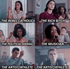 The Midnight Club The post The Midnight Club appeared first on Riverdale Memes.