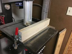 My new bandsaw fence