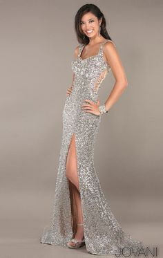 Are you ready for your Big Night Out? #DressUpPartyDown Jovani 1662 Dress - Available at www.missesdressy.com