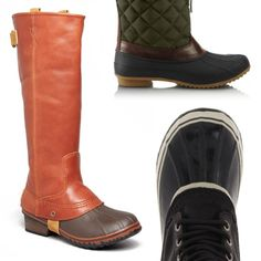 Snow day special! The 10 best cold weather boots... http://www.rankandstyle.com/top-10-list/best-cold-weather-boots-2013/