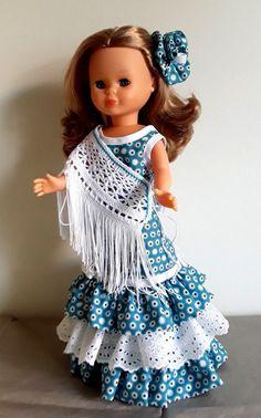 Vestidos para Nancy, Pepa's, Mari's + OBSEQUIO. Hecho a mano por Petits Vestits.