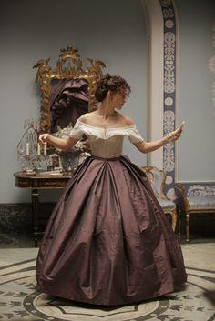 [ Moda de Subculturas ]: O Figurino do filme Anna Karenina