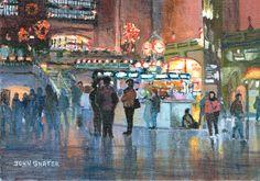 Original Grand Central Station NY by GnatekBrothersStudio on Etsy, $300.00
