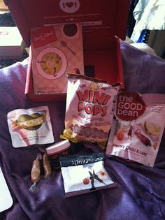 Love with Food April 2013 Review!