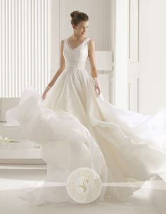 Sophie Wedding House - Rosa Clara Collection