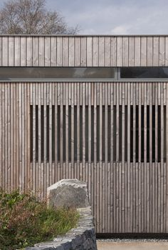 Scottish Larch (Scotlarch®) is locally sustainable sourced timber which provides a durable, natural & cost-effective external cladding solution.