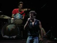 Music video by Bruce Springsteen performing My Hometown. (C) 1985 Bruce Springsteen This song reminds me of my hometown too because we had a lot of hosiery mills (not textile mills) and they're all gone now pretty much. #MyHometownPins