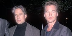 Val Kilmer Reveals Michael Douglas Apologized For Suggesting He Has Cancer