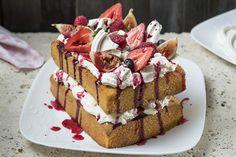 Eton Mess Sponge Cake - Australian FlavoursAustralian Flavours | Australian Flavours