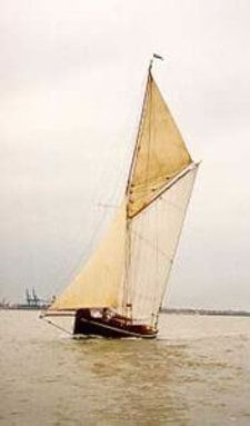 Good Intent · National Historic Ships UK. Thames Bawley built 1860 by Starbuck…