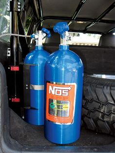 Nitrous! watcha know about that!!