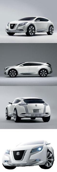Suzuki Kizashi Concept 2007