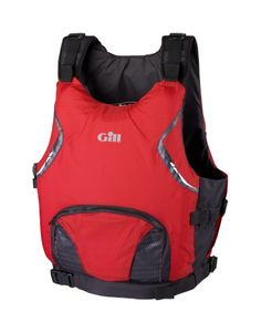 Gill USCG Approved Side Zip PFD (Small/Medium, Red) >>> Details can be found by clicking on the image.