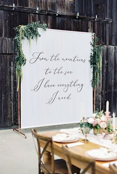 Script Font - Custom Wedding Tapestry, Wedding Ceremony, Wedding Reception Backdrop Perfect wedding decor, wedding tapestry, or wedding backdrop for your wedding or any special event. Customize your weddi. Wedding Ceremony Ideas, Wedding Reception Backdrop, Wedding Tips, Wedding Centerpieces, Wedding Events, Wedding Bouquets, Wedding Planning, Wedding Decorations, Decor Wedding