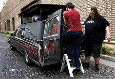 The Hearse Tour. In addition to recounting some of Savannah's most notorious murders, suicides and deathbed tales, your joke-telling guide m...