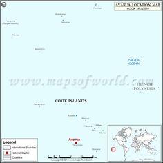 Where is Avarua